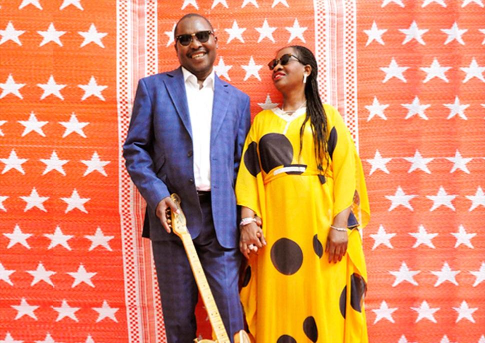 Amadou & Mariam · VOLL-DAMM FESTIVAL INTERNACIONAL DE JAZZ DE BARCELONA 2018