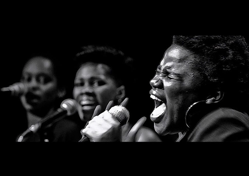 Charleston Gospel Voices · VOLL-DAMM FESTIVAL INTERNACIONAL DE JAZZ DE BARCELONA 2018