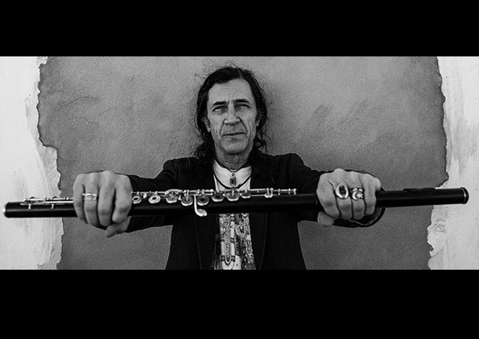 Jorge Pardo Huellas Trio · VOLL-DAMM FESTIVAL INTERNACIONAL DE JAZZ DE BARCELONA 2018