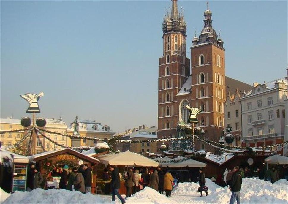 Cracòvia i els Mercats de Nadal
