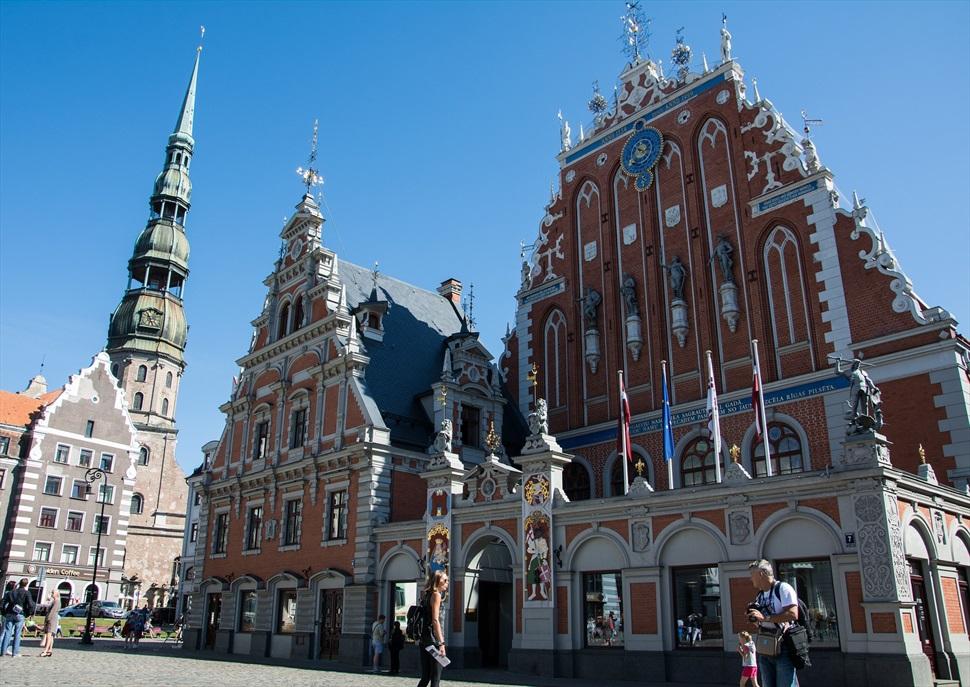 Riga, Tallin i els seus Mercats de Nadal