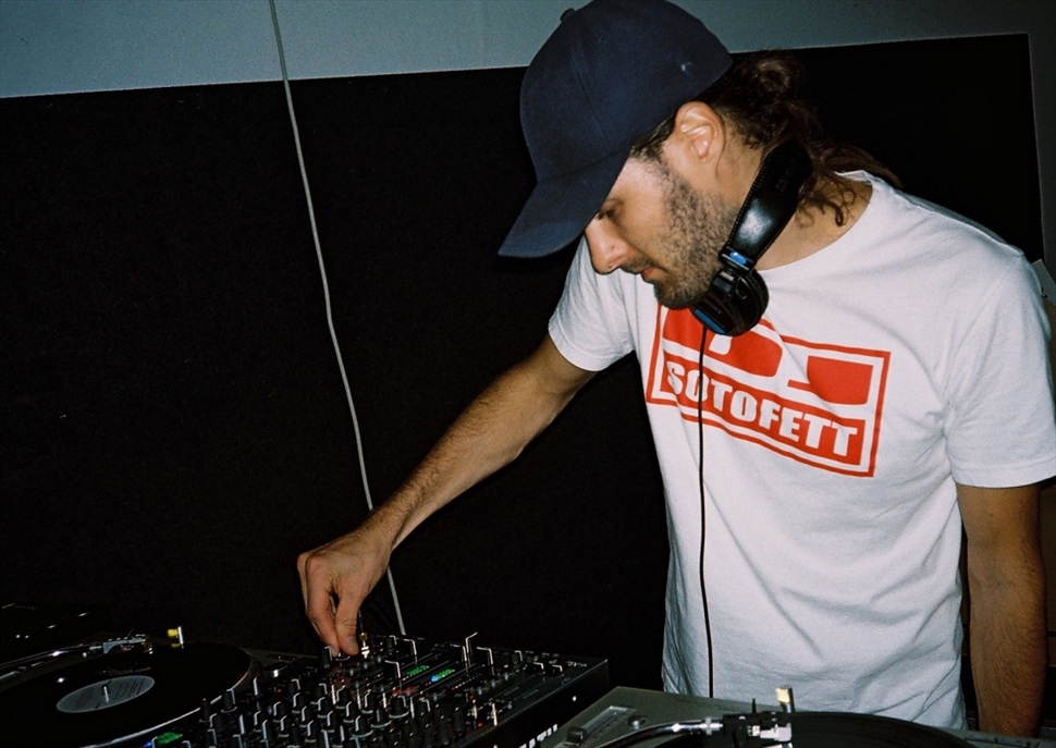 18È ANIVERSARI RAZZMATAZZ: Intimate Journeys: DJ Sotofett + Discos Paradiso Crew + DJ Bruce Lee