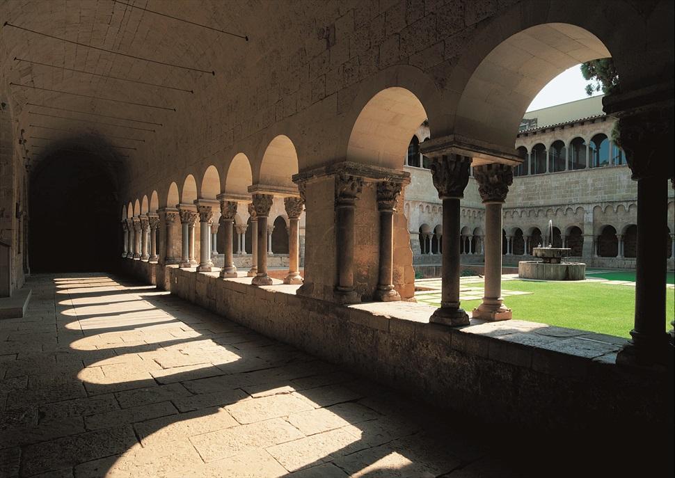 """Visita """"Impro-Claustre al Monestir de Sant Cugat"""""""