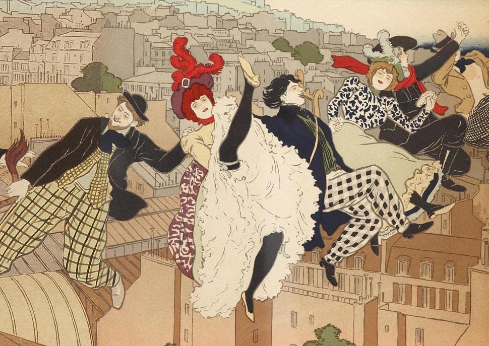 """Visita guiada a l'exposició """"Tolouse-Lautrec i l'esperit de Montmartre"""""""