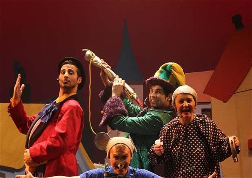El flautista d'Hamelín, El Musical
