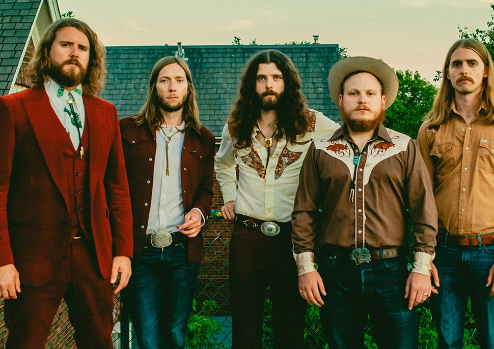 The Sheepdogs + The Kleejoss Band