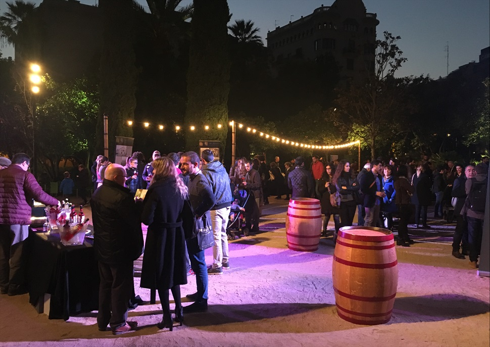 Festa del Vi Novell 2018