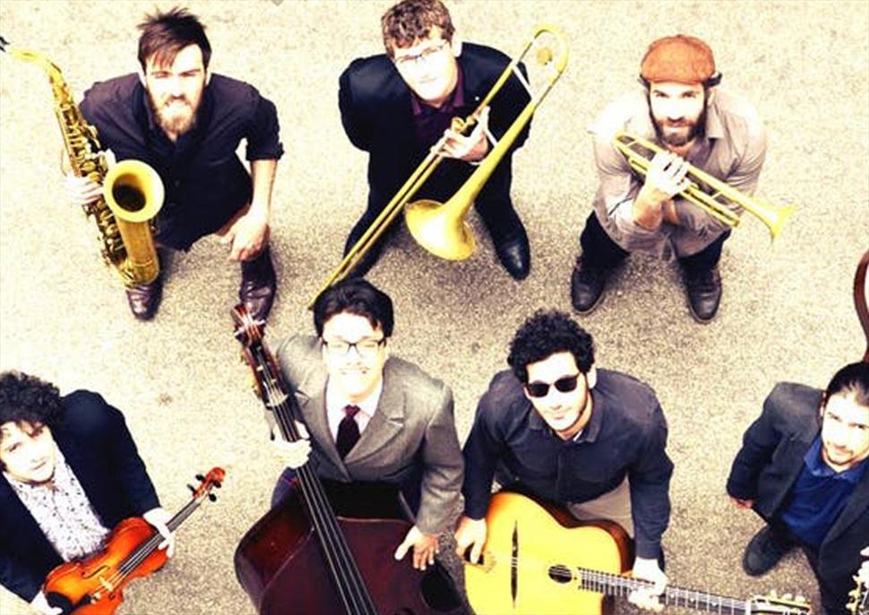Festival Django l'H. Pierre Menard Quintet + Domino Swing 7et