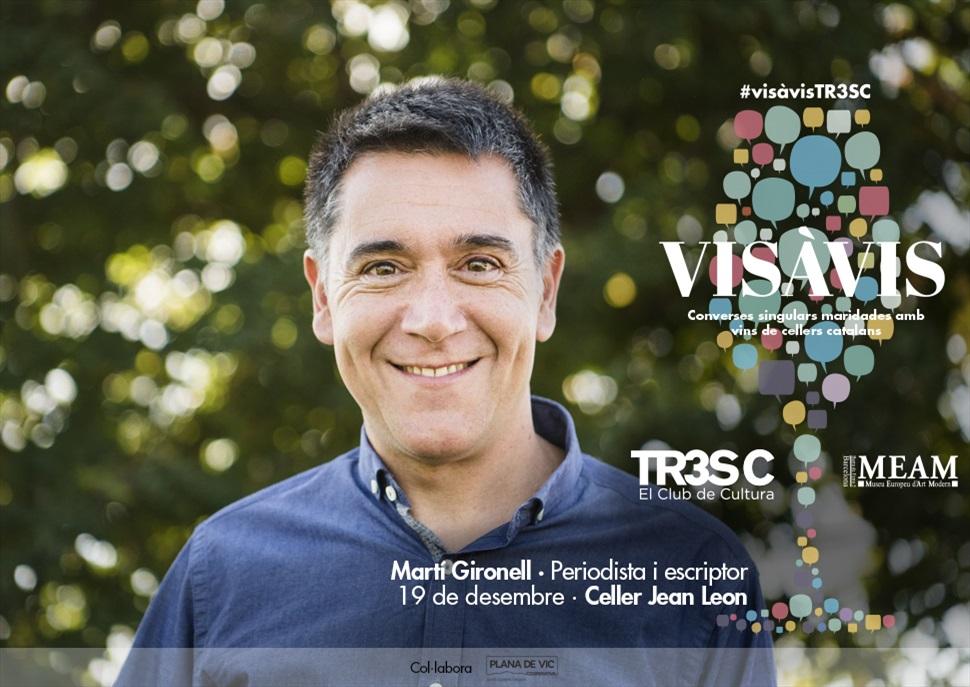 #VisàVisTR3SC amb Martí Gironell i Jean Leon