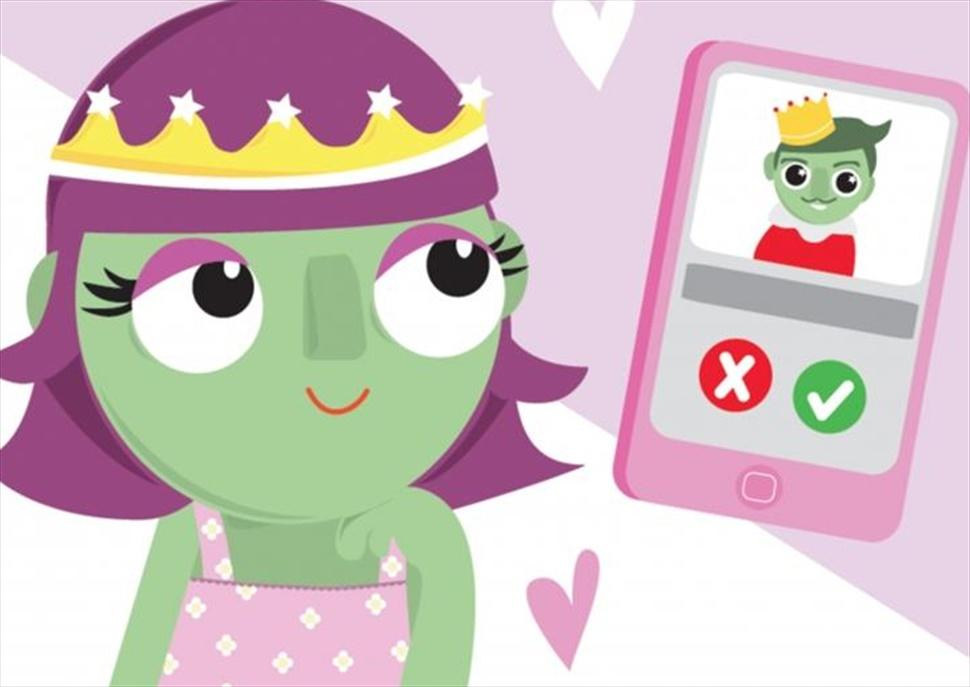 Lila, una princesa diferent
