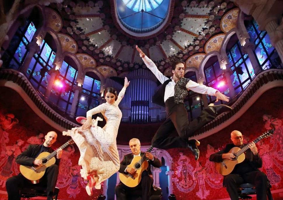 Barcelona Guitar Trio & Dance, Homenatge a Paco de Lucía