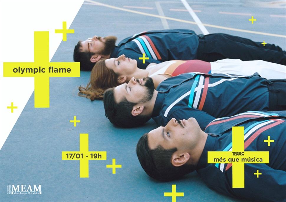 Olympic Flame · MÉS QUE MÚSICA