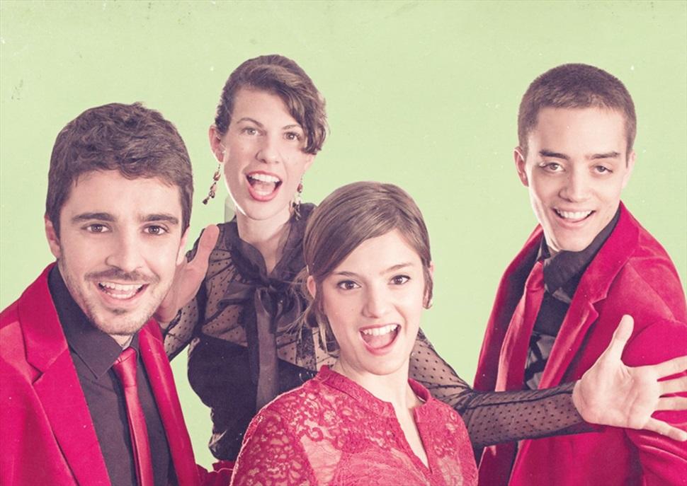 Quartet Mèlt: 'Xarrampim'