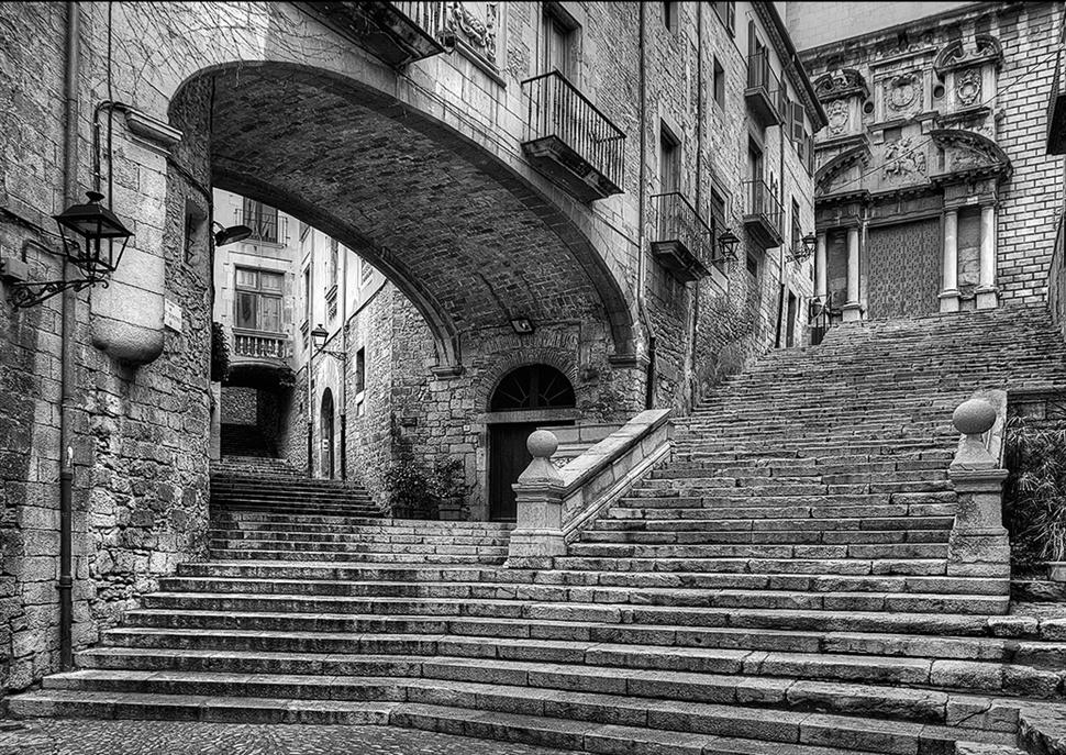 """Ruta literària """"La Girona de Miquel Fañanàs"""""""