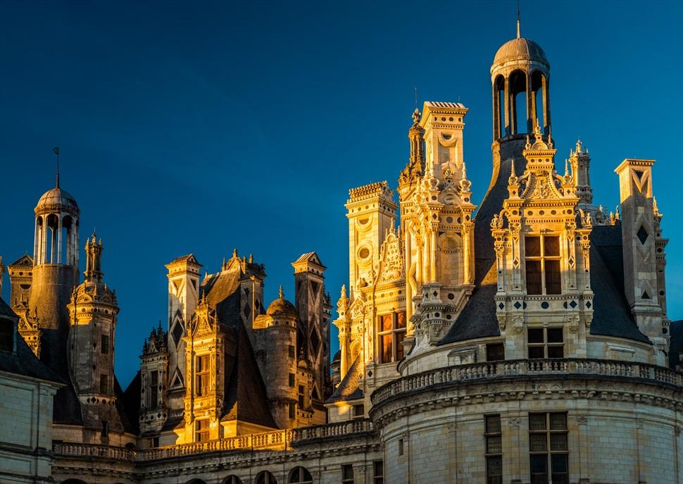 Descobreix els Castells del Loire en Setmana Santa