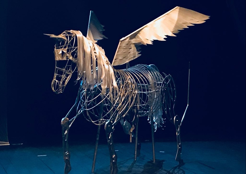 Pegàs, el cavall alat