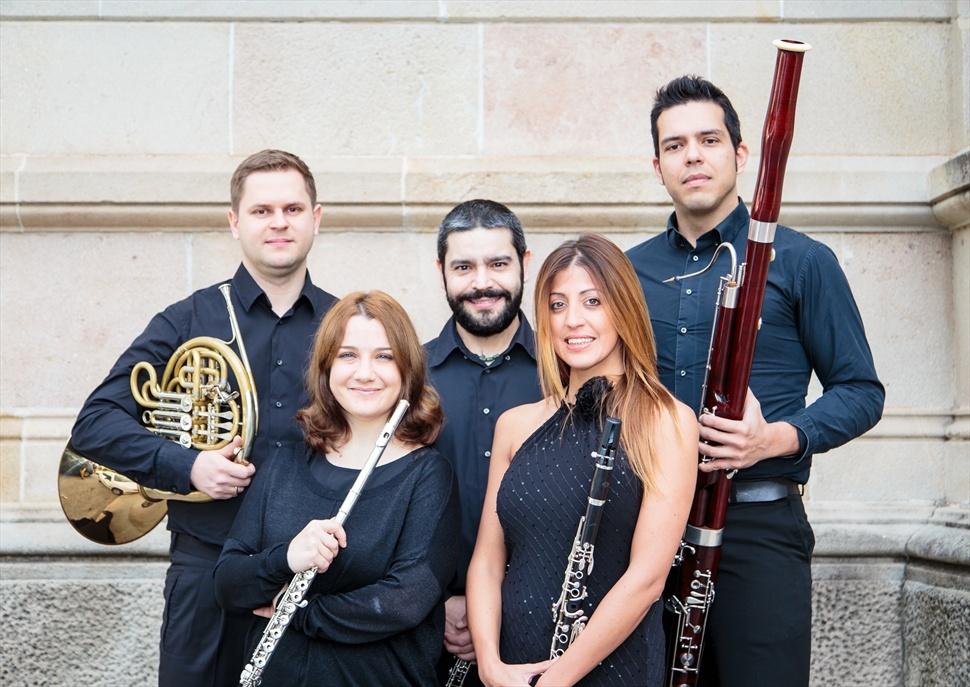 InNova Ensemble: Pere i el Llop · Sona Amer 2019