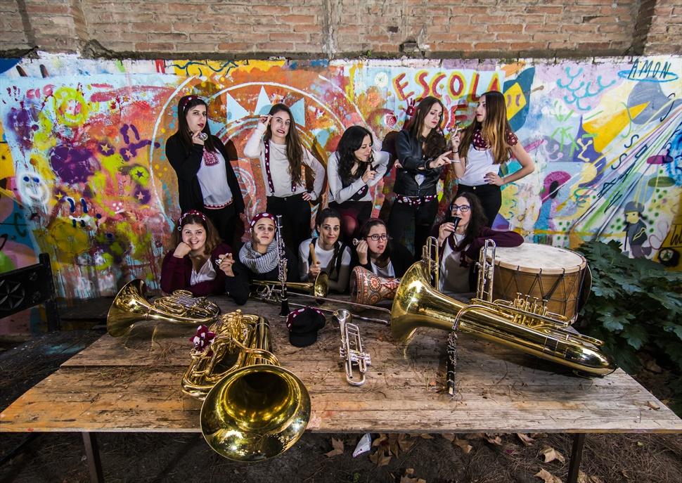 Balkan Paradise Orchestra · Sona Amer 2019