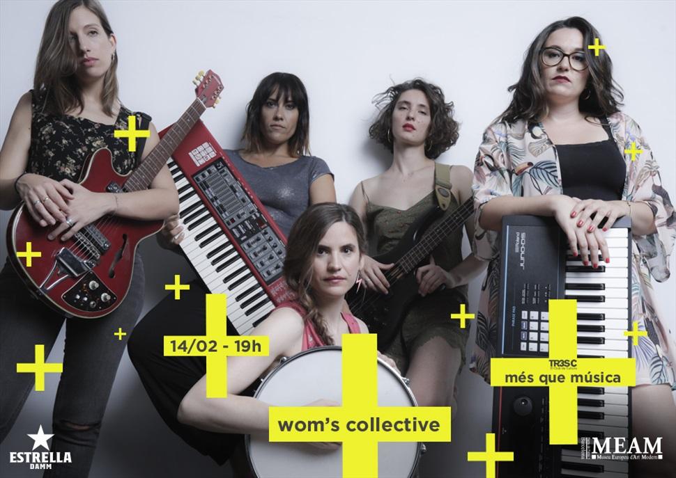 WOM's Collective · MÉS QUE MÚSICA