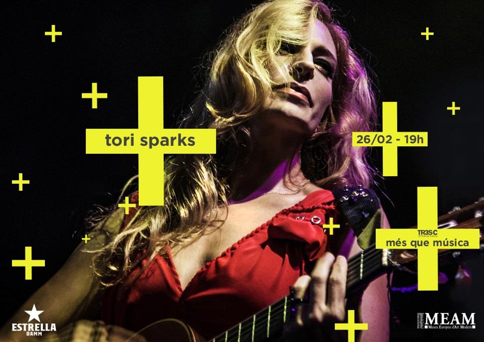 Tori Sparks · MÉS QUE MÚSICA