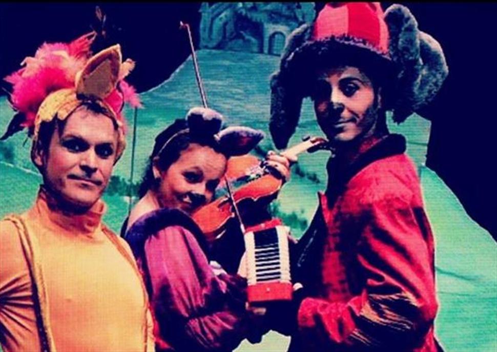 Els músics de Bremen, el musical
