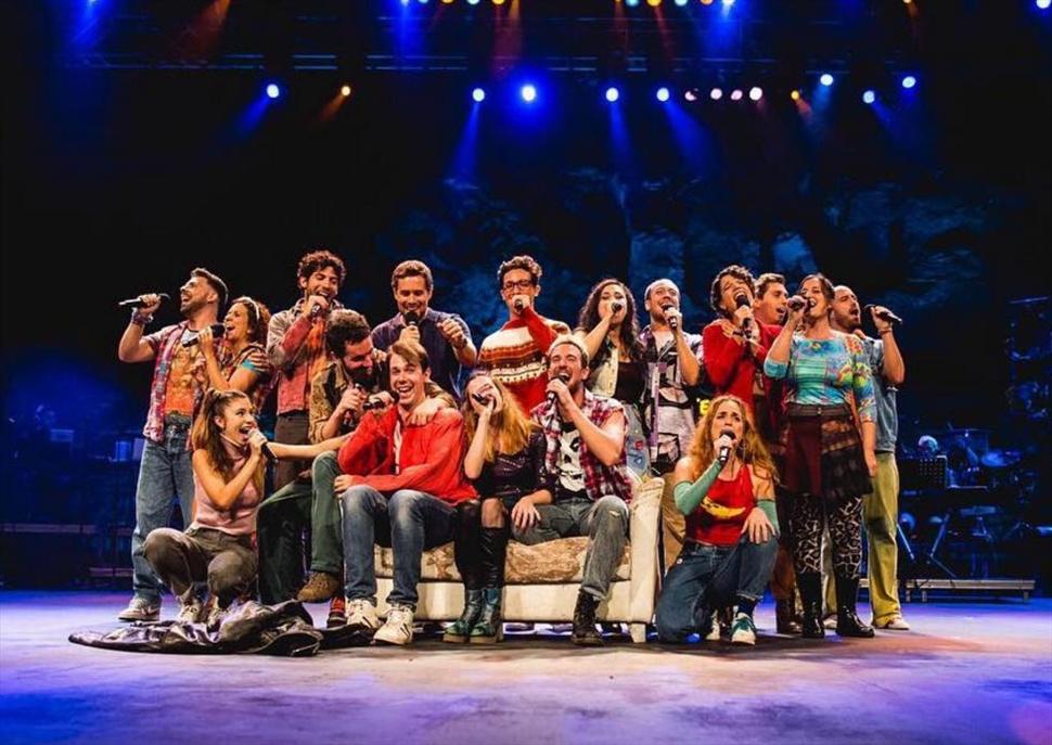 Rent El musical: un canto a la vida