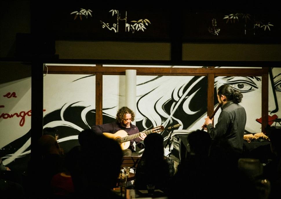 Guillermo RIzzotto i Hikaru Iwokawa