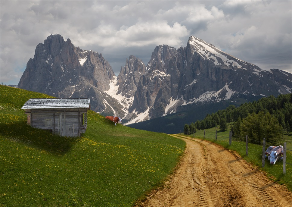 Suïssa a l'estiu