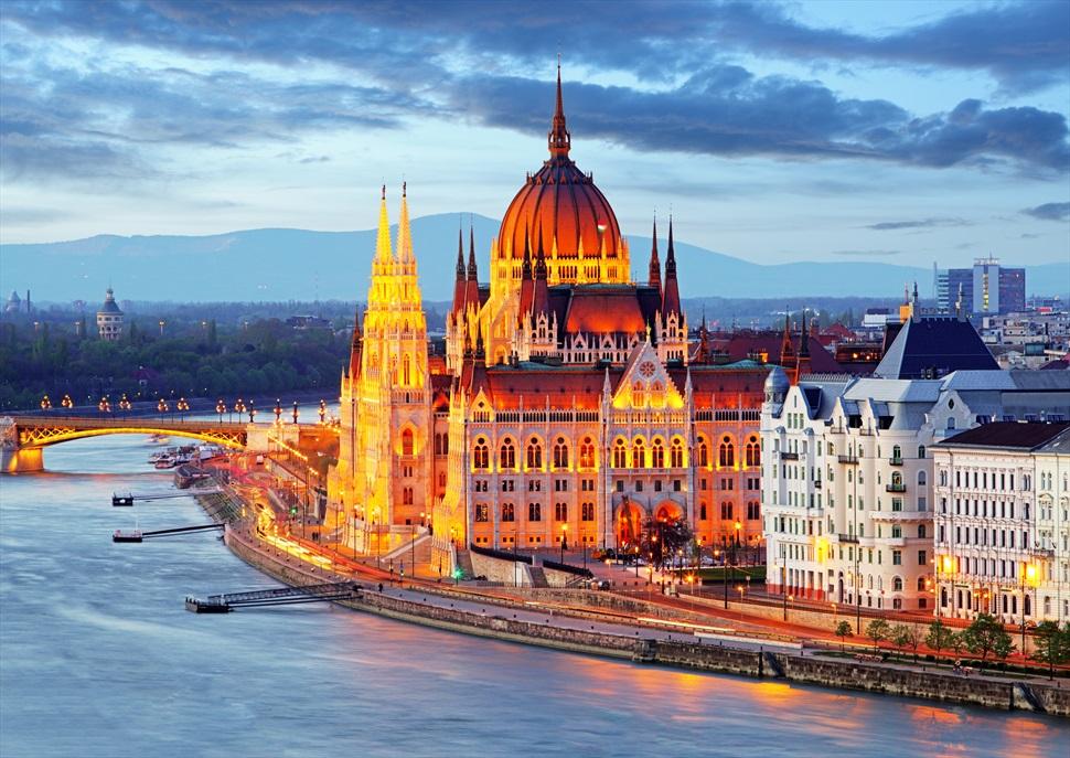 Viatgem a Budapest, Viena i Praga