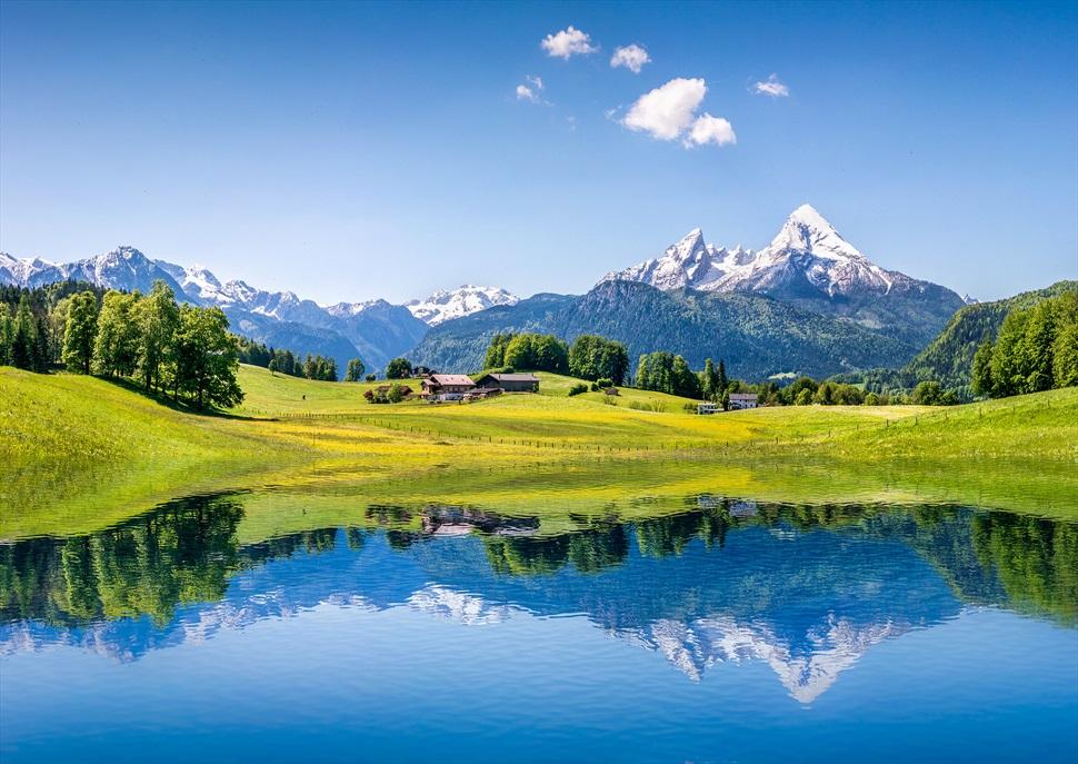 Escapada a Tirol i Salzburg