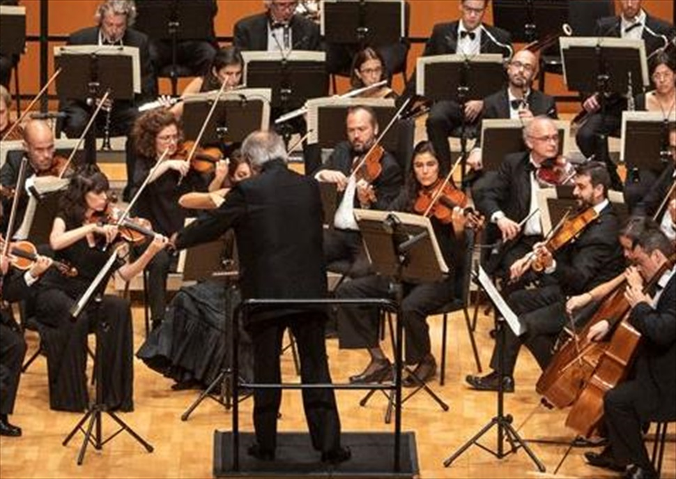 5ª Simfonia de Txaikovsky - Orquestra Simfònica de Sant Cugat
