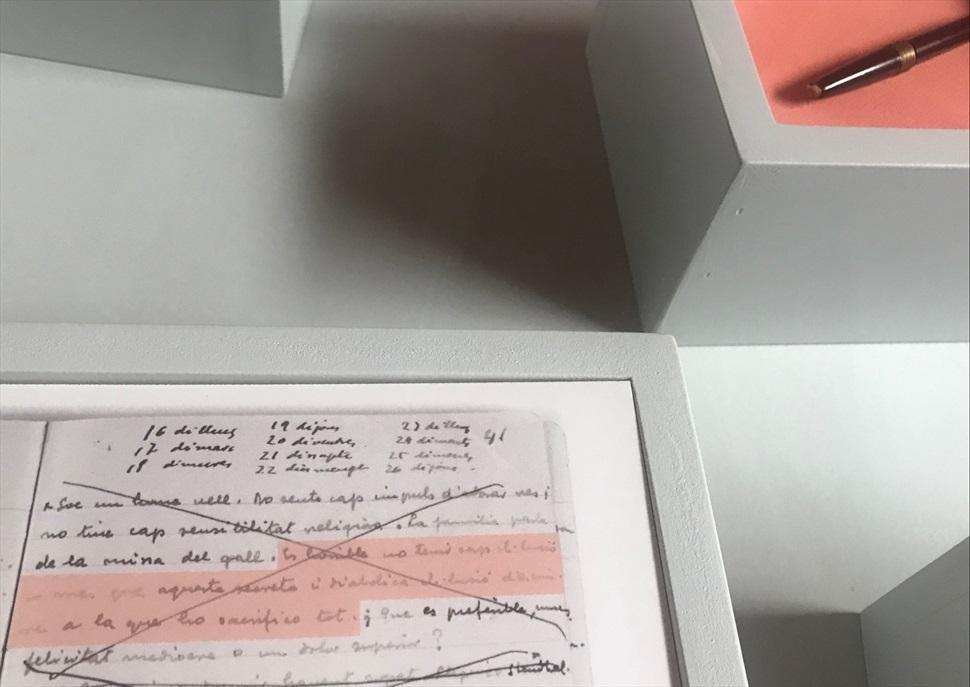 Josep Pla. La diabòlica il·lusió d'escriure