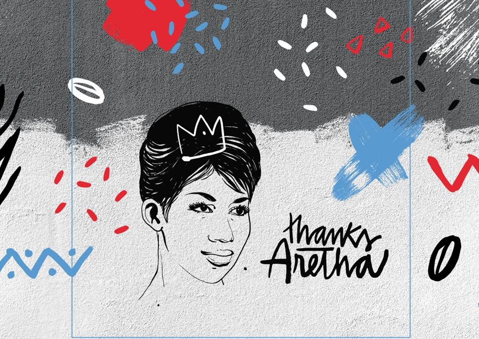 Girona Aretha Franklin Tribut · Black Music Festival