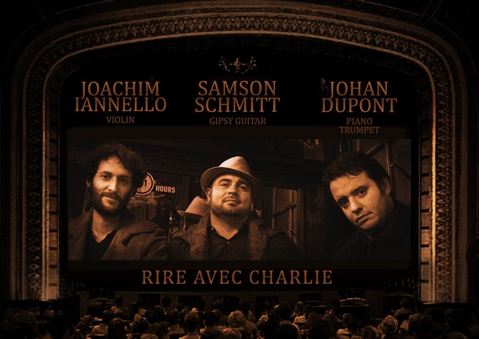 Schmitt · Dupont · Iannelo Trio