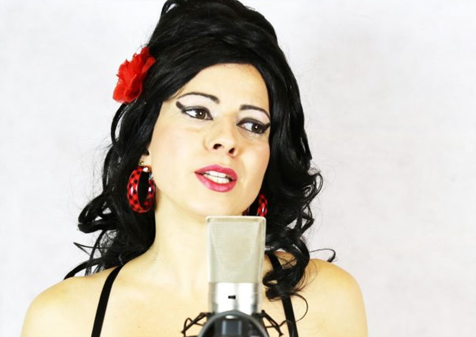 Aly Alma presenta Amy Winehouse Tribute