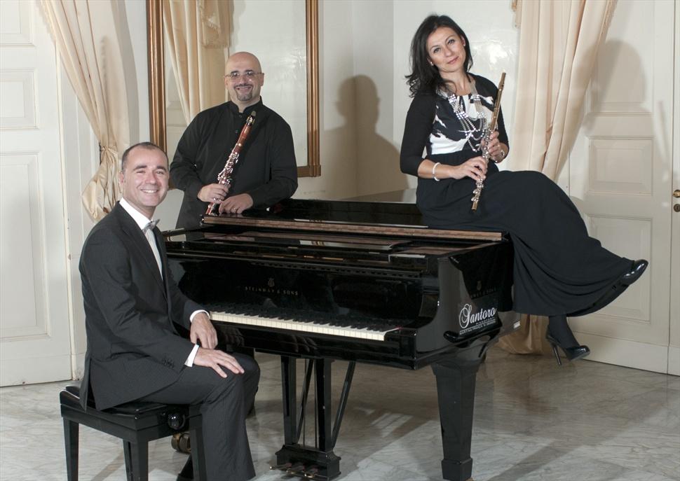 Piano Trio... de Dansa en Dansa, ArmoniEnsemble · Clàssics L'Escala-Empúries