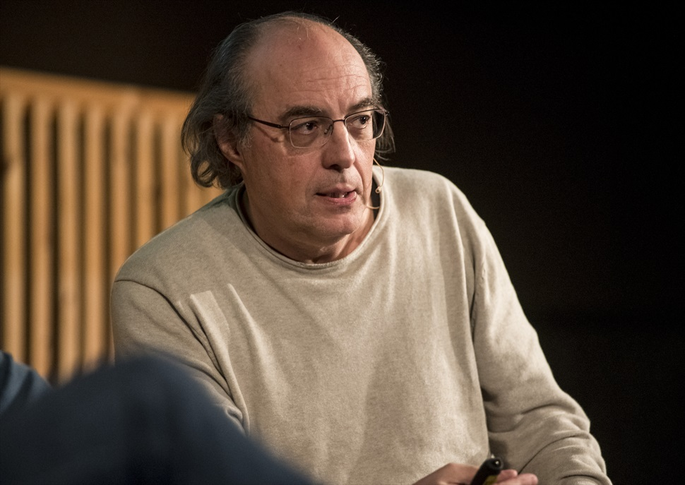 KOSMOPOLIS19: Debat amb Philip Ball i José Ignacio Latorre