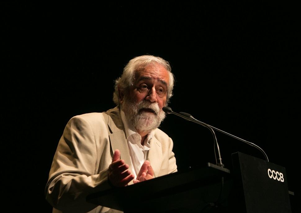 KOSMOPOLIS19: Diàleg entre Vicenç Villatoro i Sam Abrams