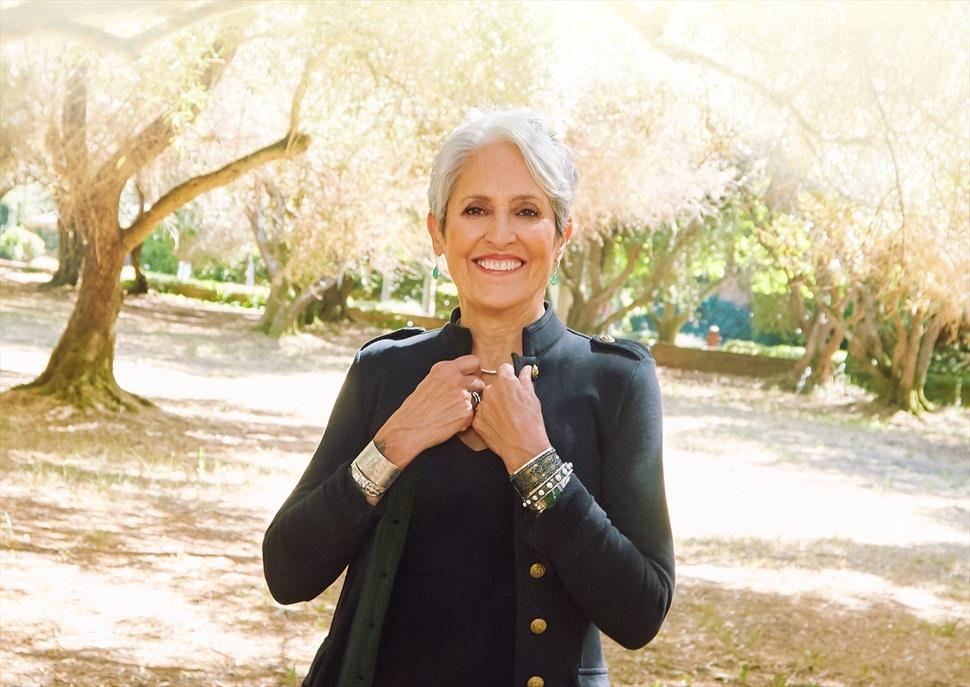 Joan Baez · FESTIVAL PORTA FERRADA 2019