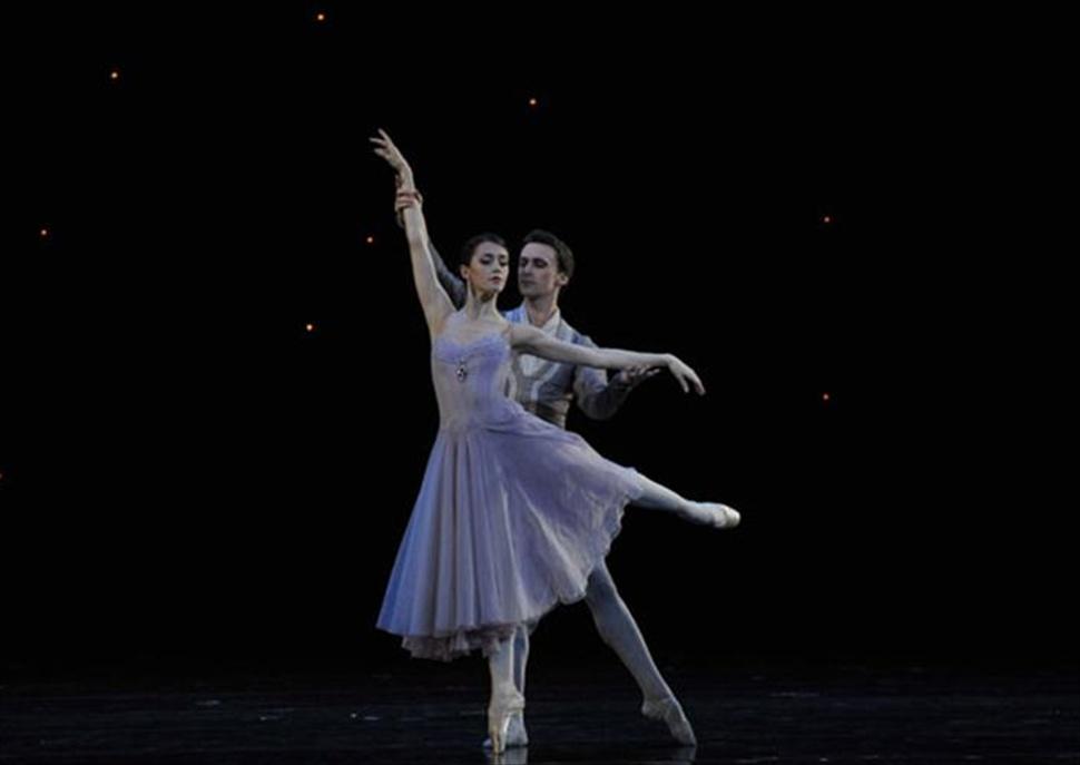 Ballet del teatre Mariïnski: In the night i d'altres · FESTIVAL CASTELL PERALADA 2019