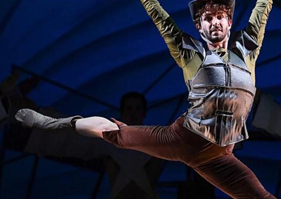 Ballet nacional sodre Uruguay: El Quijote del plata · FESTIVAL CASTELL PERALADA 2019