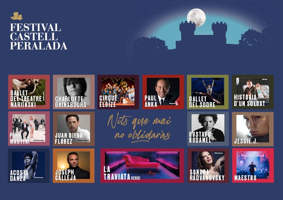 FESTIVAL CASTELL PERALADA 2019