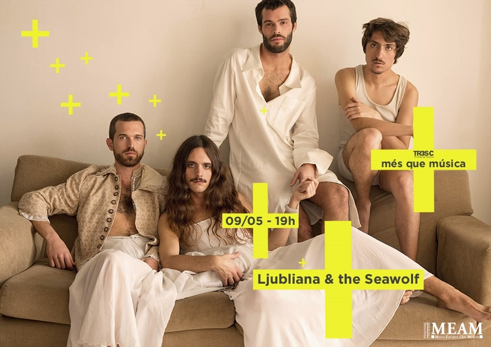 Ljubliana & the Seawolf · MÉS QUE MÚSICA