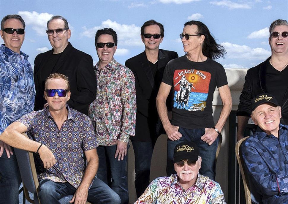 The Beach Boys · FESTIVAL DE JARDINS DE PEDRALBES