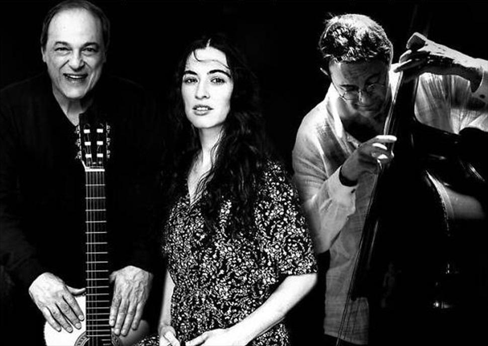 Toquinho, Sílvia Pérez Cruz i Javier Colina · Festival Grec