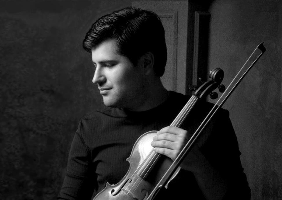 Bach & Breakfast II: Mikhail Pochekin (Schubertíada)