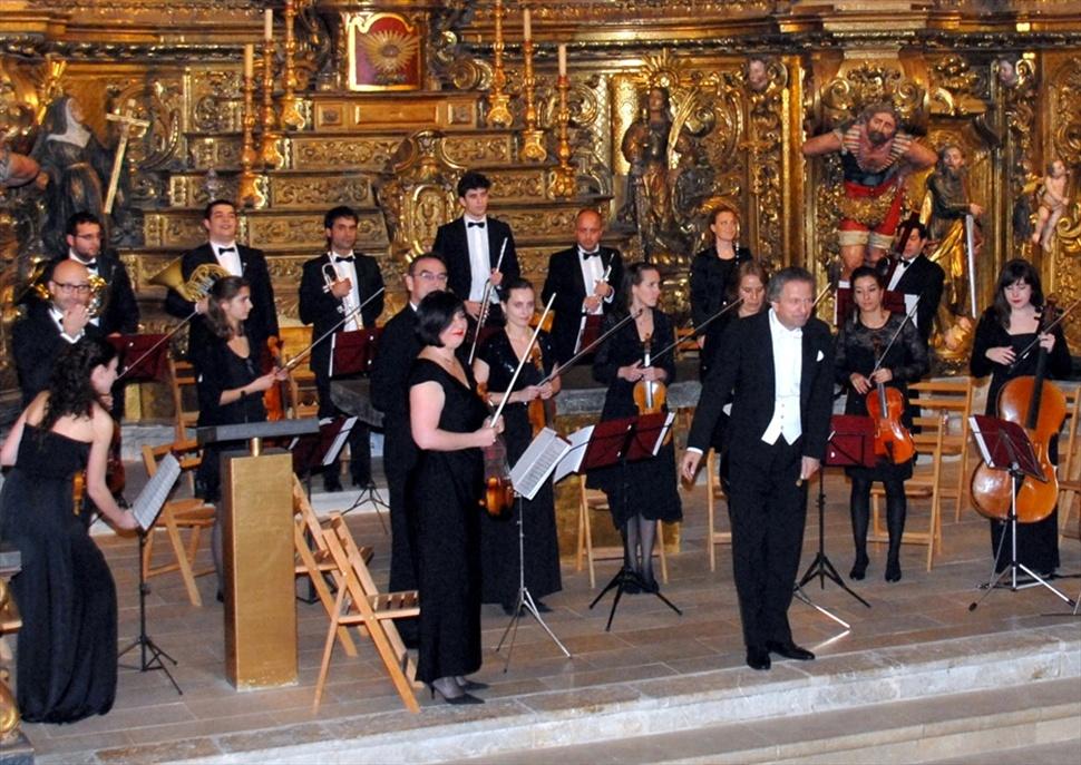 Passions musicals de Viena: Orquestra de Cambra Johann Strauss · Festival Internacional de Música de s'Agaró