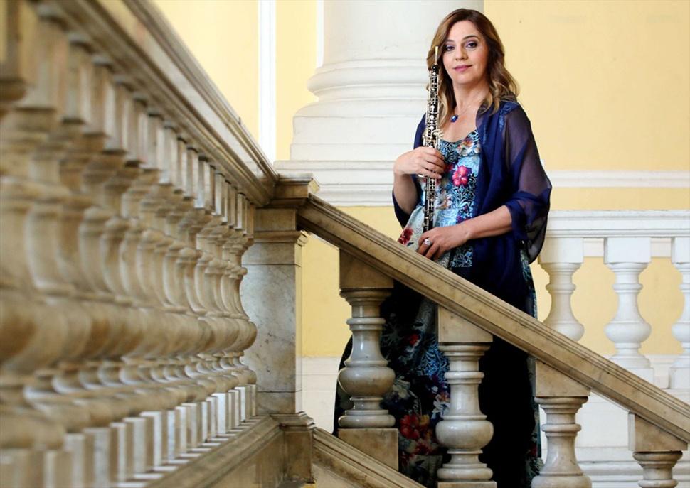 La poetessa de l'oboè · Festival Internacional de Música de s'Agaró