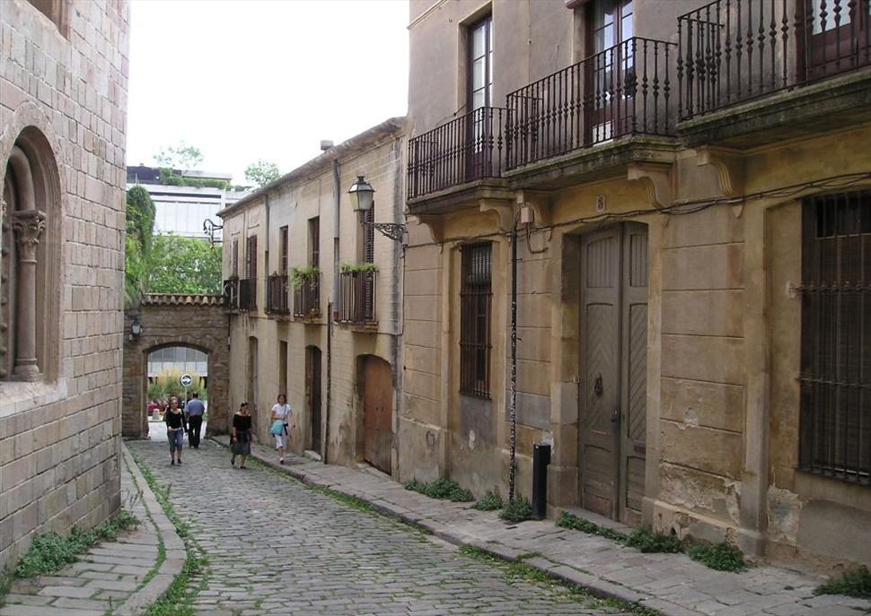 """Ruta literària de """"Fantasmas de la ciudad"""" amb Aitor Romero"""
