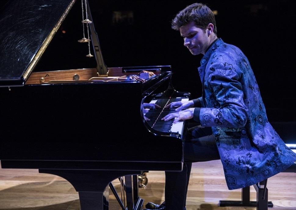 Marco Mezquida: Els somnis de Ravel · Jazz en la Nit